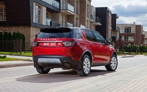 Картинка Land Rover, Discovery, Sport