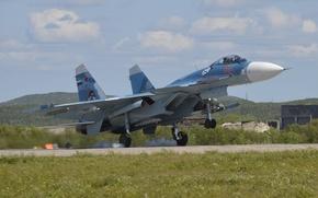 Картинка авиация, истребитель, Су-33, Flanker-D