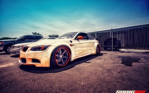Картинка HDR, BMW, БМВ, E92, Liberty Walk, LB Performance, MFest