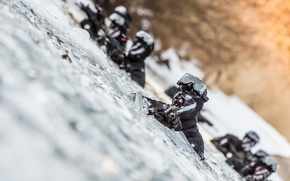 Картинка лед, водолаз, ВМС, Республики, Кореи