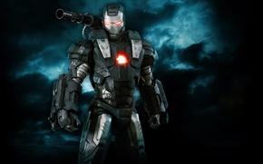Обои железный человек, Iron Man 2