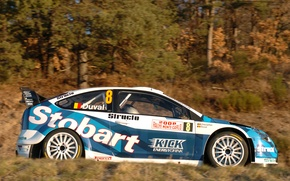 Картинка Ford, Форд, Focus, WRC, Rally, Фокус, Monte Carlo, Duval