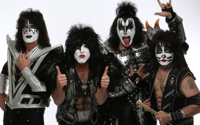 Картинка Hard Rock, Kiss, Heavy Metal