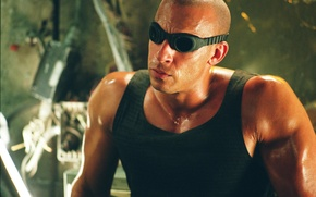 Хроники Риддика,The Chronicles of Riddick, Вин Дизель,Vin Diesel,Riddick, обои
