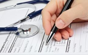 Картинка form, pen, medical, medicine