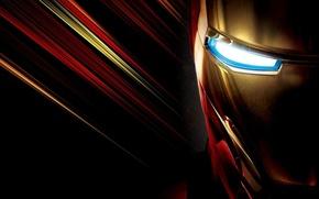Картинка фон, герой, железный человек, Iron man