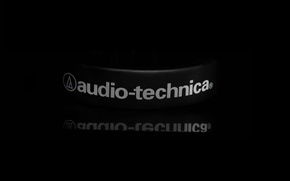 Картинка ATH-M40X, Audio-Technica, Наушники