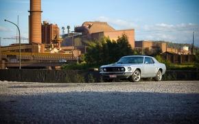 Обои 1969, Mustang, Ford