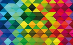Картинка colors, abstract, colorful, vector, background, trigon, creative