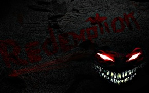 Картинка demon, blood, Disturbed