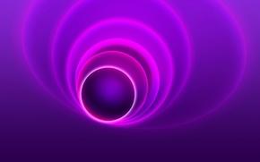 Картинка краски, объем, кольцо, круг, фон