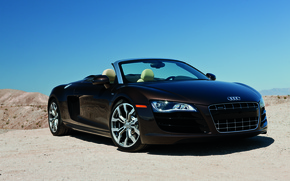 Обои Audi r8, cars, auto, 2011, Spyder, обои авто, V10, 5.2, Audi R8 Spyder, wallpapers cars, ...