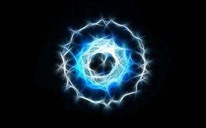 Картинка шар, круг, енергия, energy, circle, hole