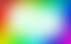 Картинка свет, абстракция, краски, цвет
