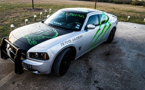 Картинка Dodge, Monster, Charger, The