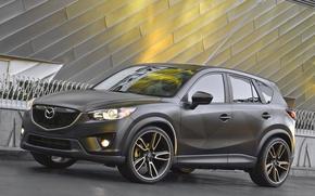 Картинка concept, Mazda, urban, CX5