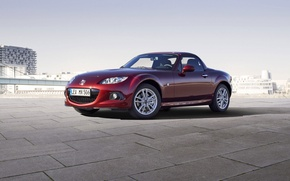 Обои coupe, MX-5, MAZDA