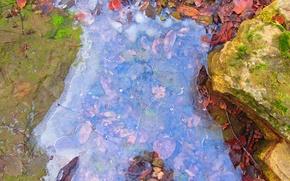 Картинка Water, Mountain, Ice