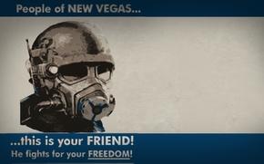 Картинка Fallout, poster, new california republic
