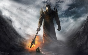 Картинка The lord of the rings, morgoth, tolkien, lotr