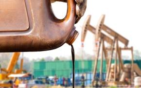 Картинка liquid, black gold, barrel of oil