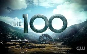 Картинка The 100, сотня, The cw