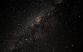 Обои space, mystery, Milky Way
