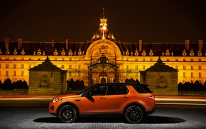 Картинка sport, rover, land, discovery, hse_luxury_15