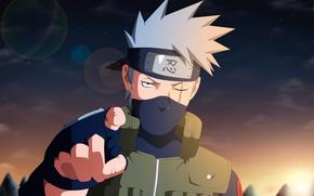 Обои naruto, war, anime, ninja, manga, kakashi, hatake kakashi, shinobi, naruto shippuden, jounin, hitayate, scar, vest, ...
