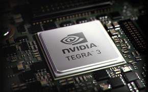 Картинка Nvidia, chip, Tegra