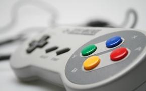 Картинка Controller, Super Nintendo, Famicom