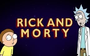 Картинка мультик, мультфильм, Rick and Morty, Рик и Морти