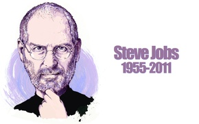 Обои steve jobs, стив джобс, apple, itunes, iphone, mac, ipad, ipod