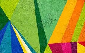 Картинка фон, стена, цвет