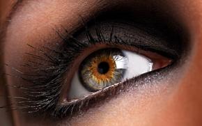 Обои 152, глаза, ресницы