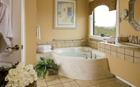 Картинка Texas, interior, bathroom, Wimberley