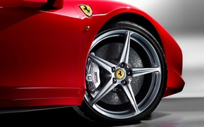 Картинка Обои, Машины, Ferrari, Car, Wallpapers
