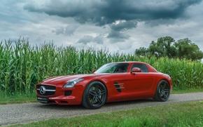 Картинка Mercedes, AMG, SLS, Series, ADV05, M.V2