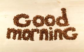 Картинка кофе, beans, coffee, good morning