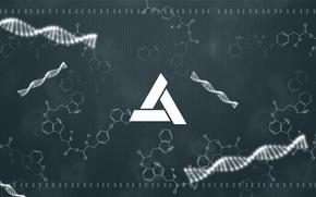 Картинка знак, ДНК, символ, формула, ячейки, bio-abstract, хромосома