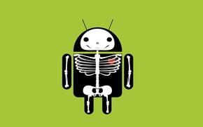 Обои Android, андроид, новые технологии