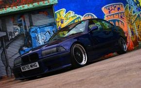 Картинка BMW, COUPE, E36
