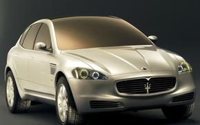 Картинка Concept, Maserati, ItalDesign, Kubang, GT Wagon, 2003 дизайн