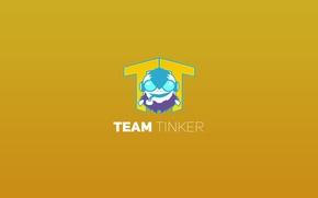 Картинка dota2, Team Tinker