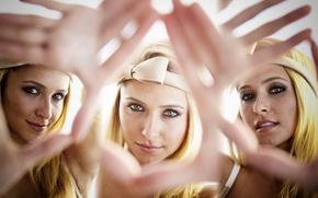 Картинка взгляд, улыбка, эмоции, Hayden Panettiere, жесты