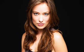 Картинка взгляд, лицо, актриса, оливия уайлд, olivia wilde