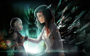 Картинка little sister, Elizabeth, Bioshock Infinite, Burial at Sea