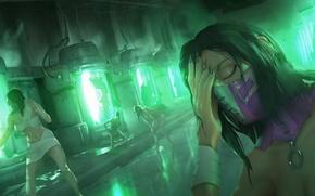 Картинка Mileena, Милина, Mortal Kombat X, саи, Смертельная битва 10