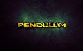 Обои разрушение, pendulum, drum&bass