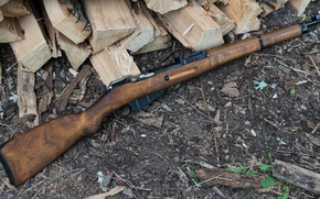 Картинка винтовка, 1942, магазинная, финская М39
